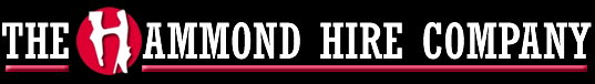 Hammond Hire logo