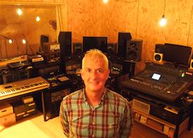 Steve Levine studio