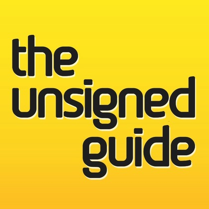 The Unsigned Guide logo