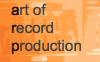 Art of Record Production  logo