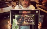 Jake Gosling platinum disk