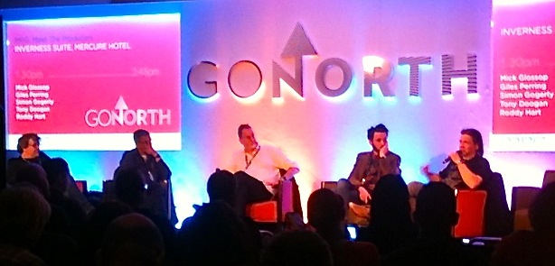 goNORTH Producer Panel 2014