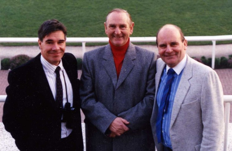 Dave Harries, Bob Hine, Ken Townsend