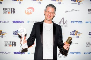 MPG Awards 2015 Paul Epworth