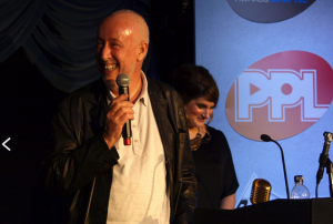 Martin Mills at the MPG Awards 2012