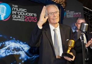Sir George Martin MPG Awards 2013