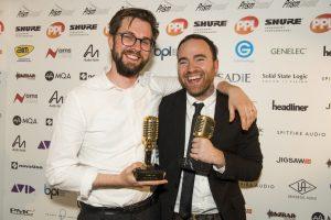 Tim Dellow & Toby L - The A&R Award