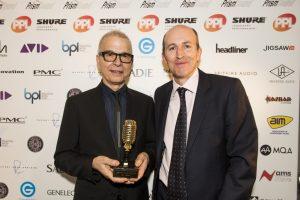 Tony Visconti - International Producer